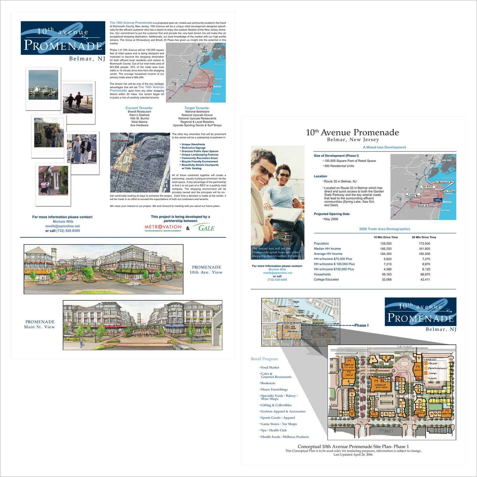 rowmack - Print Design - Construction Proposal Sheet